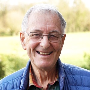 Mr David Green portrait