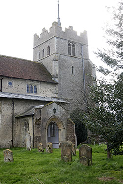 All Saints Church Image
