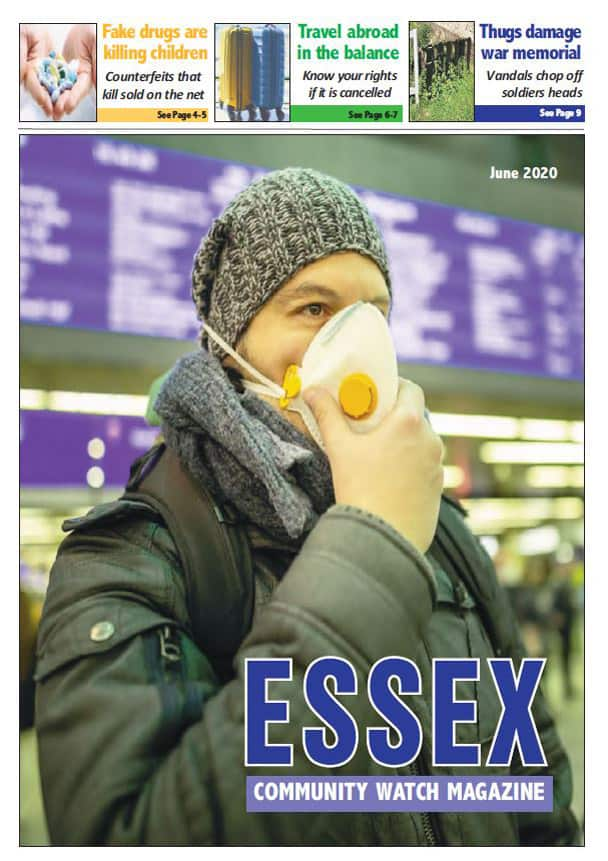 Essex Community Watch Magazine Cover