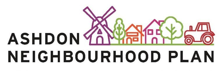 Ashdon Neighbourhood Plan Logo